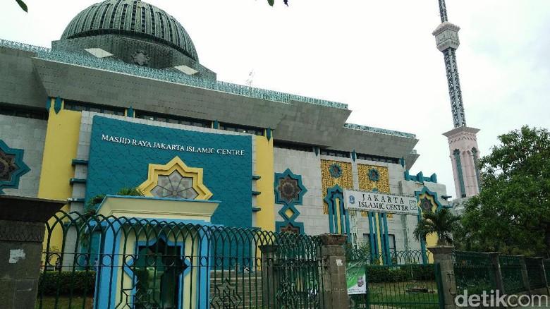 Geliat Islamic Center di Eks Lokalisasi Kramat Tunggak Saat Ramadan