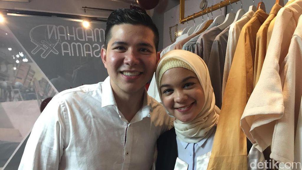 Sudah Punya Anak, Haykal Kamil Terima Risiko Hilang Waktu Nongkrong