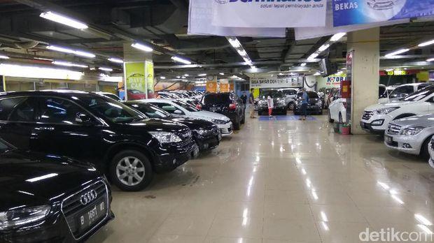 Bisnis Mobil Bekas Masih Lesu Jelang Lebaran