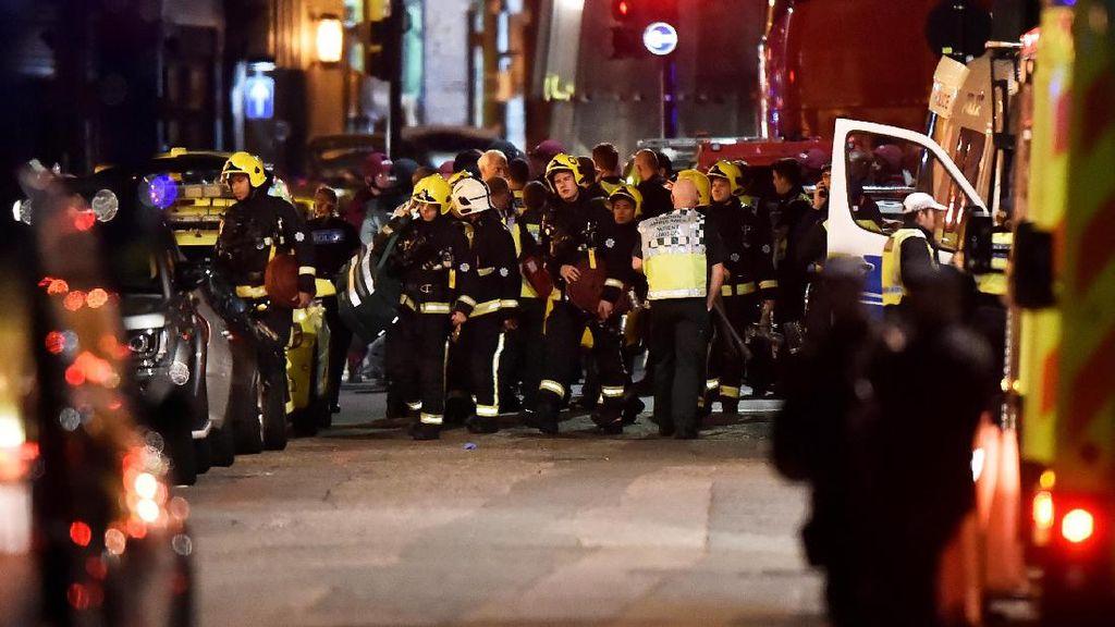 Aksi-aksi Teror di Inggris dalam 3 Bulan Terakhir