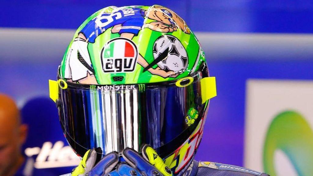 Helm Spesial Rossi di Mugello