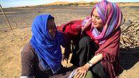 'Kilau Mutiara' dari Afrika Utara
