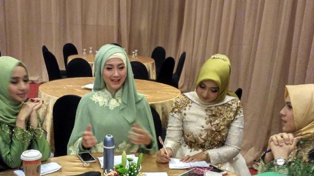 Foto: Mengintip Saat Juri Berdiskusi Tentukan Pemenang Sunsilk Hijab Hunt