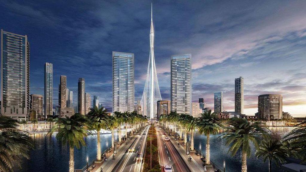 Calon Gedung Tertinggi Dunia, Burj Khalifa Lewat