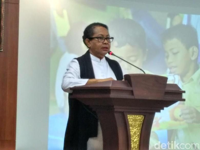 Pernikahan Dini, Menteri PPPA: Istri-Anak Mau Dikasih Makan Apa?