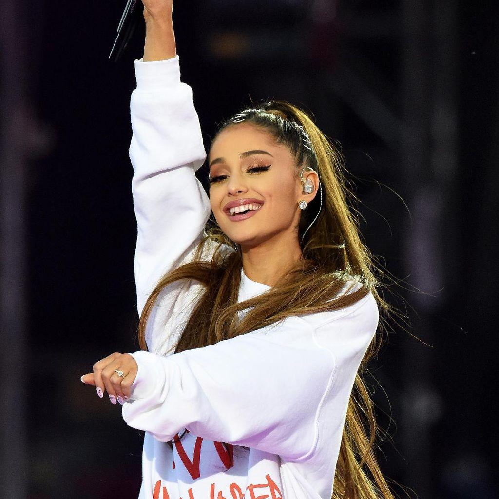 Rilis Besok, Ini 3 Bocoran soal Lagu Baru Ariana Grande