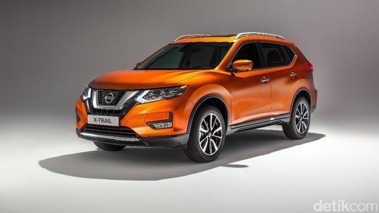 Nissan X-Trail Bersolek, Ada Fitur ala Mobil Tanpa Sopirnya