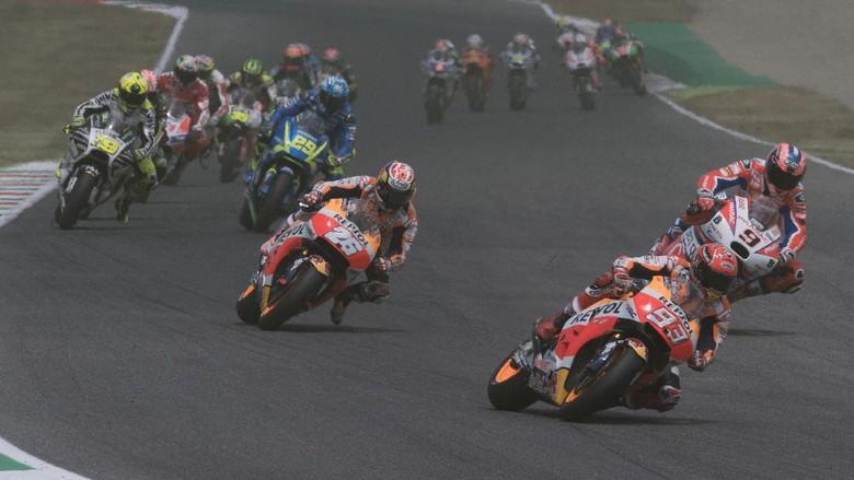 Melanjutkan Persaingan Sengit MotoGP 2017 di Brno Akhir Pekan Ini