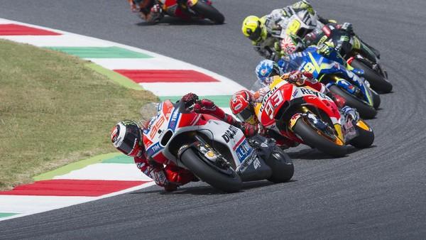 Setelah Rentetan Kemenangan Rider Spanyol Terputus
