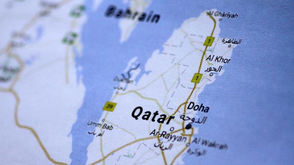 Bursa Saham Qatar Anjlok 7%