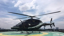 Mudik ke Bandung Bebas Macet Naik Taksi Udara, Berapa Tarifnya?