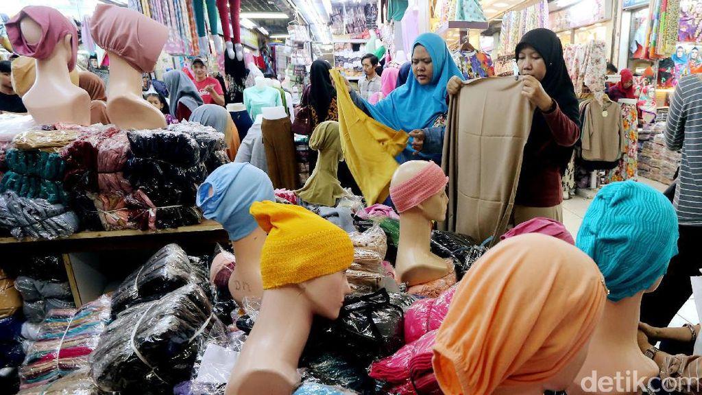 Geliat Pasar Busana Muslim di Bulan Ramadan