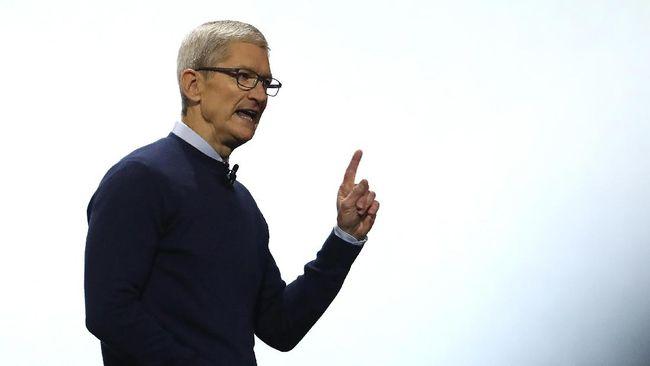 Hapus Aplikasi VPN di China, Bos Apple Disurati Pemerintah AS