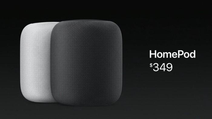 HomePod. Foto: Apple