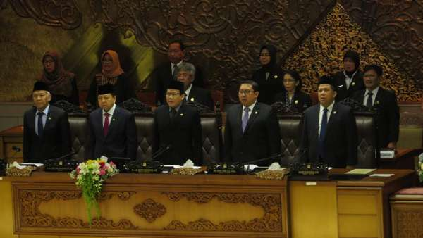 Bamus Setujui Pengunduran Diri Setya Novanto dari Ketua DPR