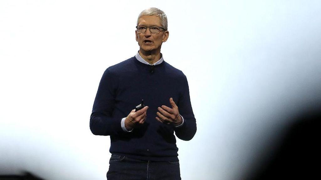 CEO Apple: Medsos Itu Alat Manipulasi dan Misinformasi