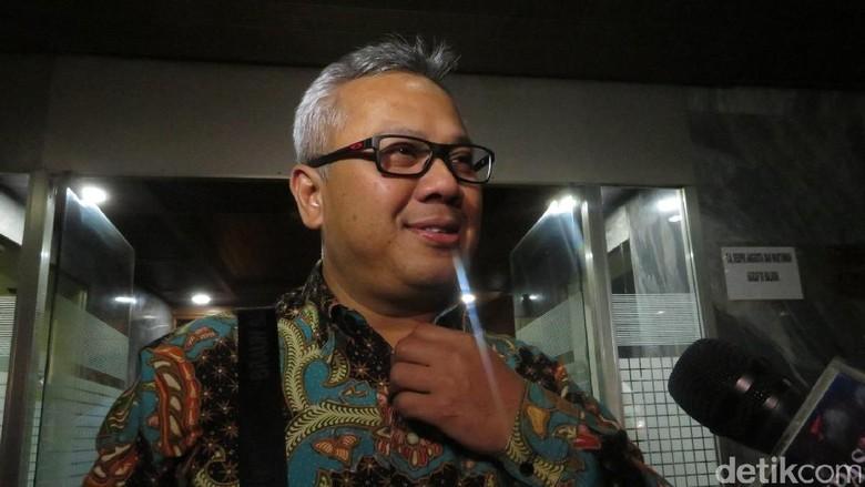 RUU Pemilu Alot, KPU Siapkan 2 Draf Aturan untuk Pemilu 2019