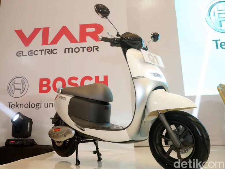 SPLU Jakarta untuk Motor Listrik Sudah Berstandar Dunia