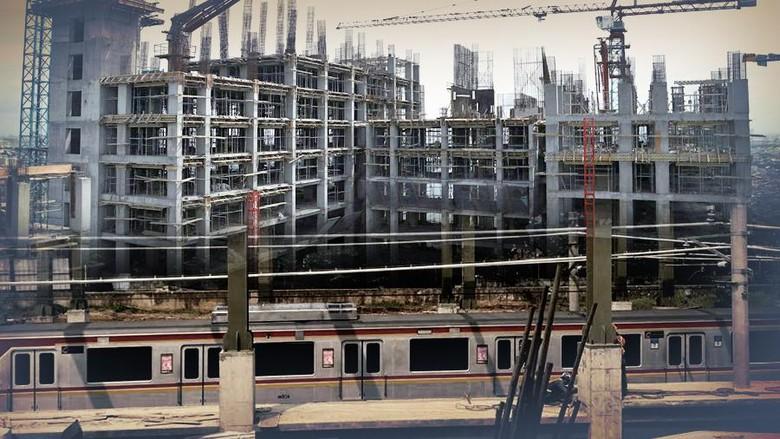 Bulan Depan, Proyek Rusun di Stasiun KRL Mulai Dibangun
