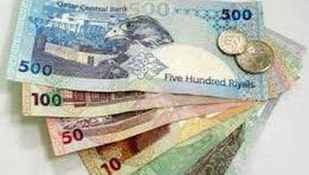 Cerai dari Saudi Cs, Mata Uang Qatar Anjlok