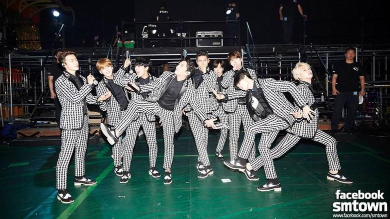 Super Junior Rilis MV Black Suit, Netter: The Legend is Back!
