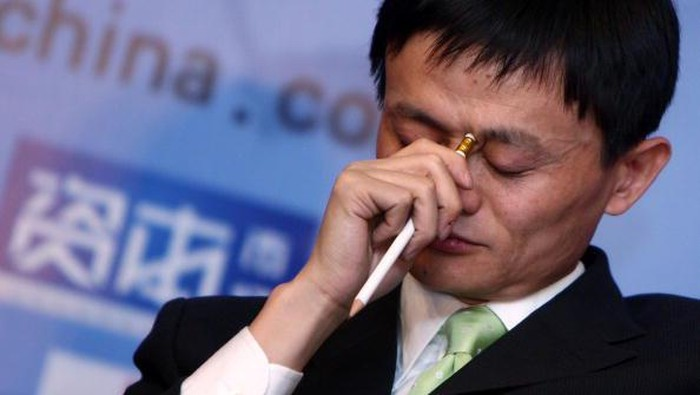 Jack Ma. Foto: Getty Images