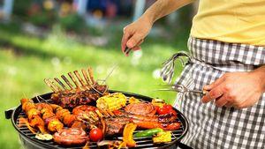 Mau Pesta BBQ Malam Tahun Baru? Pastikan Sudah Punya Alat Ini