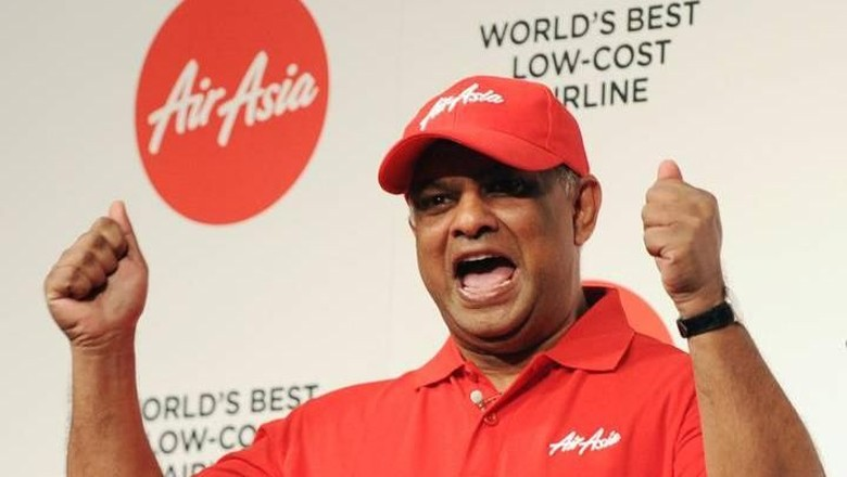 Tony Fernandes (AFP)