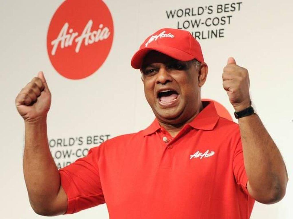 Bos AirAsia Posting Video Pramugarinya Juggling Bola
