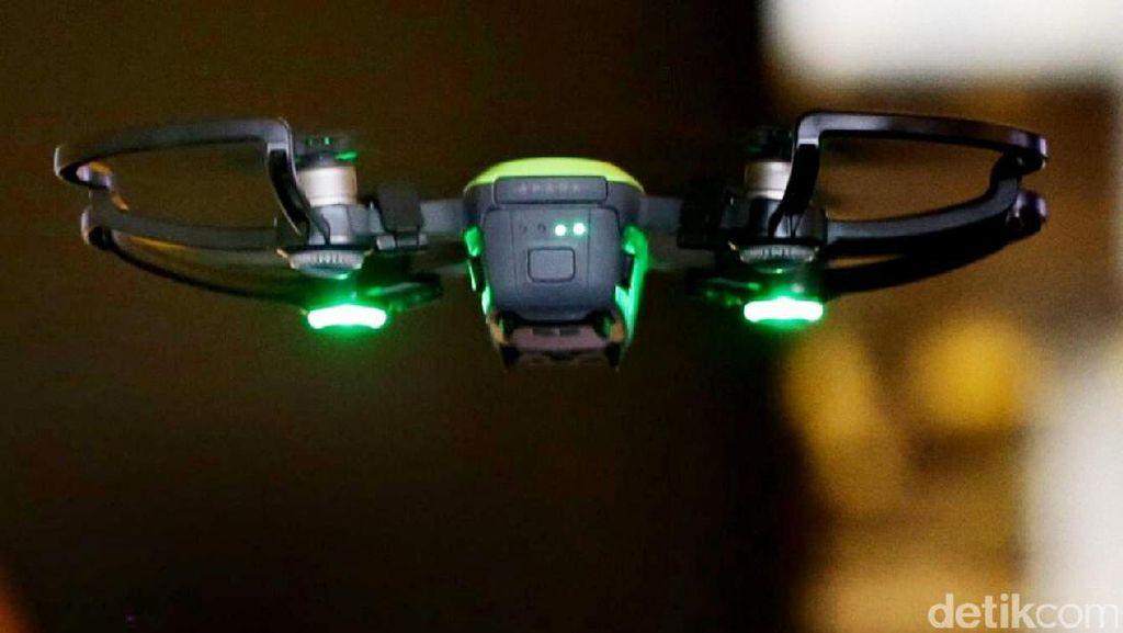 FAA Investigasi Drone Hadang Pesawat Komersil