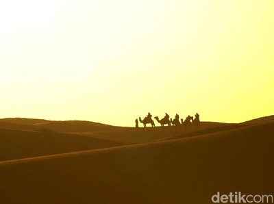 Negara Eksotis di Afrika yang Bebas Visa untuk Turis Indonesia