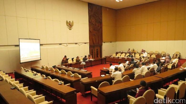 Panja RUU Terorisme Rapat Tertutup, Apa yang Dibahas?