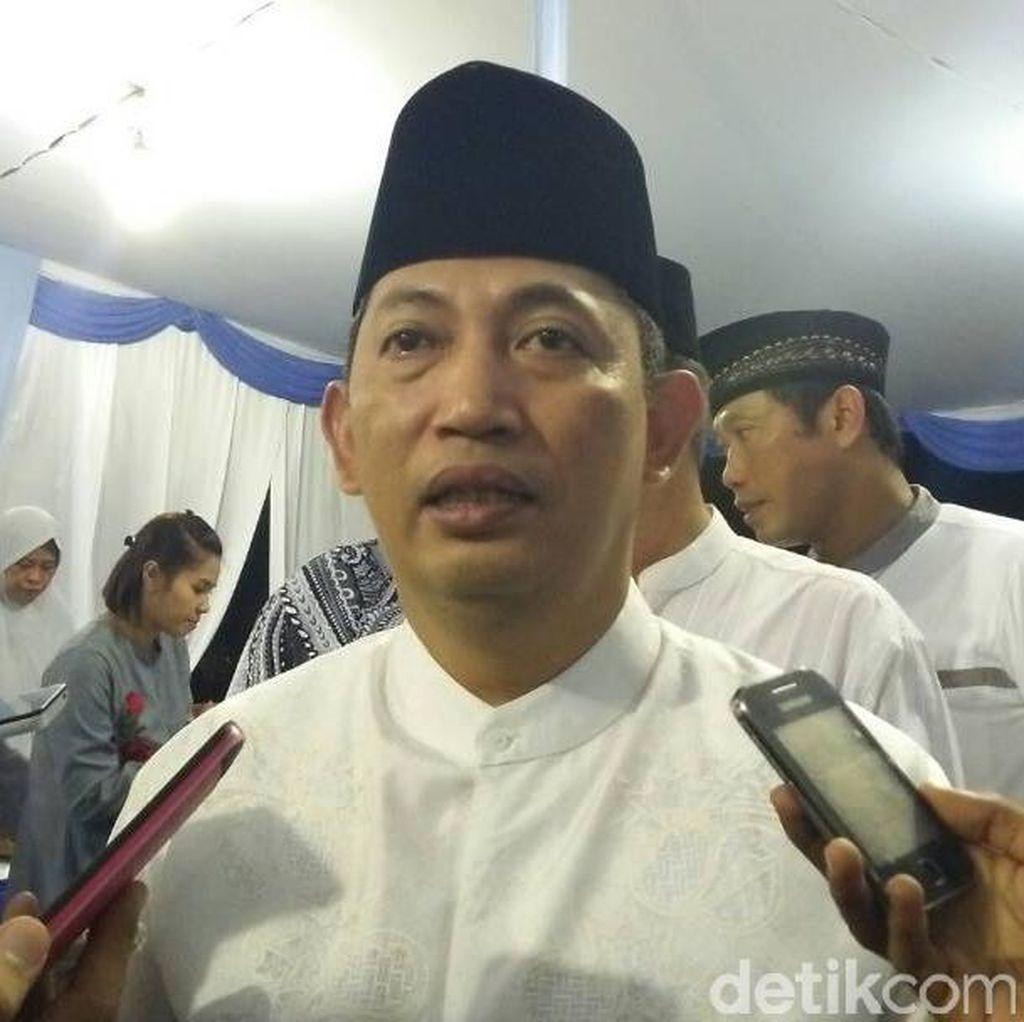 Kapolda Banten Minta Warga Jangah Resah Isu Orang Gila