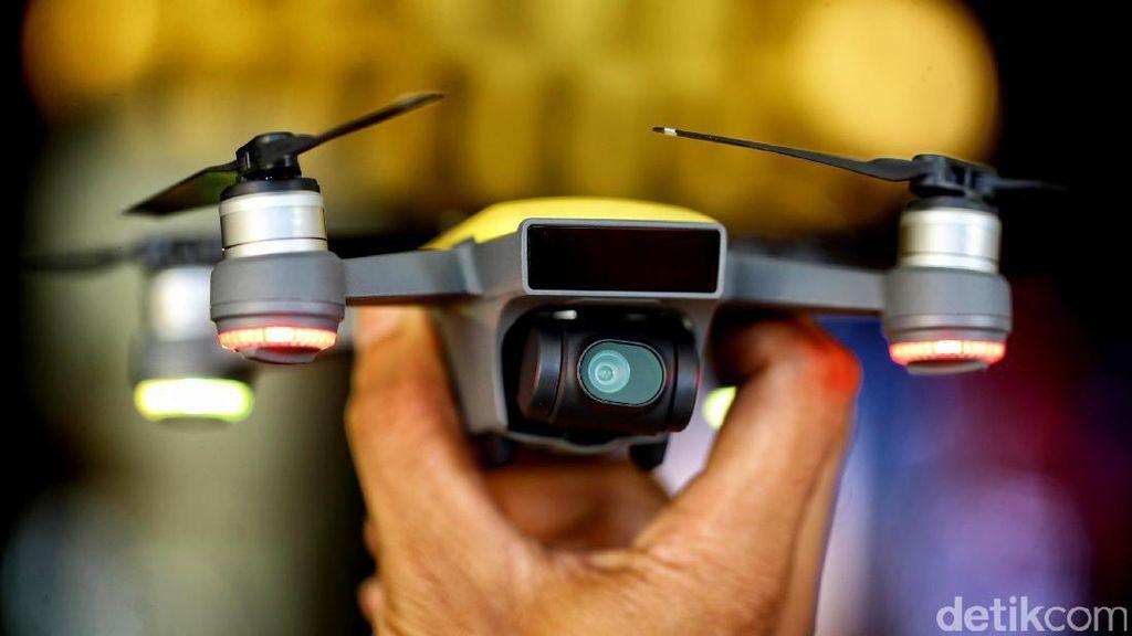 Peneliti: Drone Rentan Jadi Mata-mata