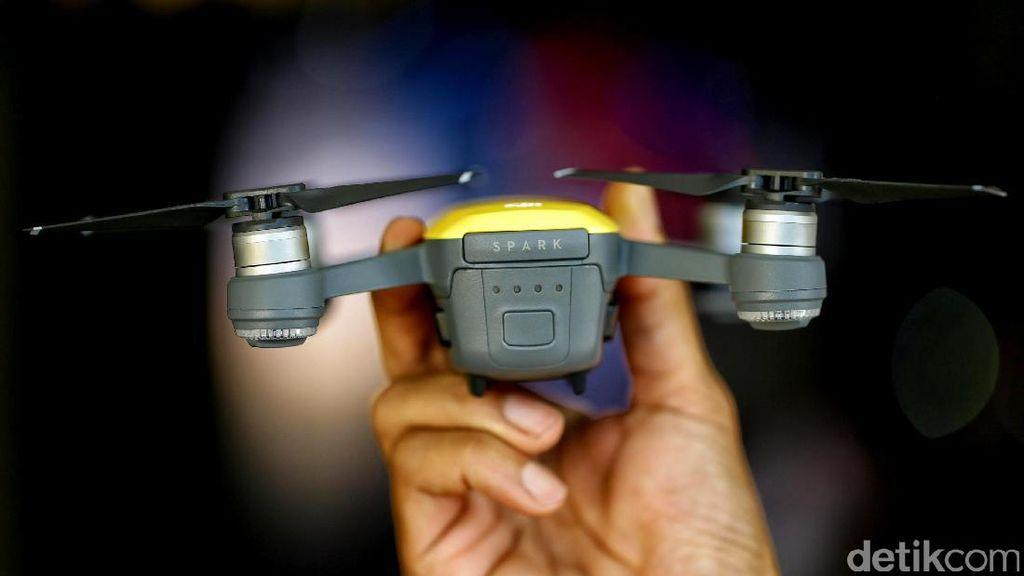 Militer AS Setop Pakai Drone DJI, Kenapa?