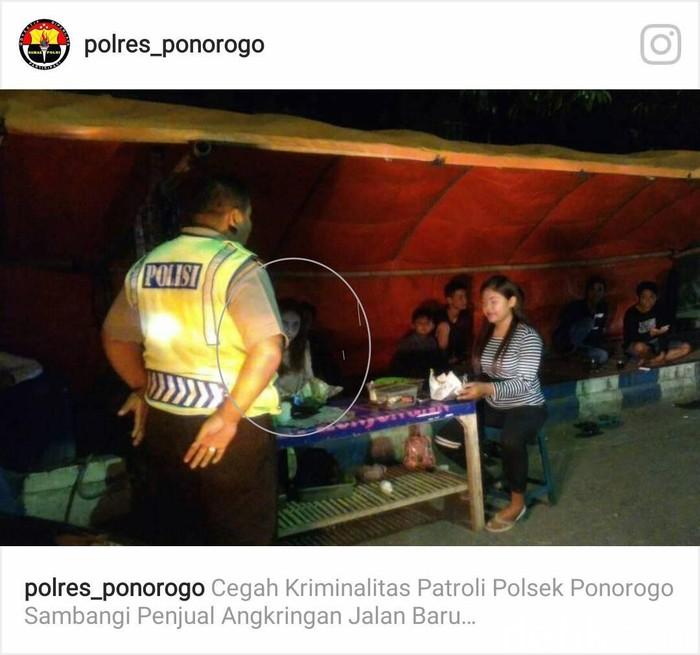 Foto: Instagram Polres Ponorogo
