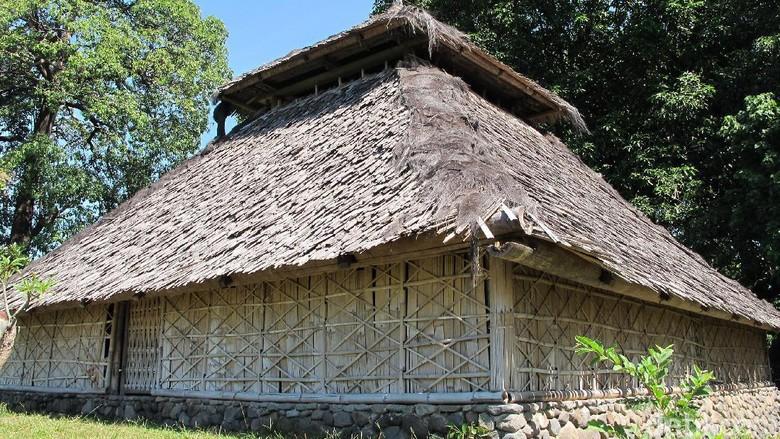 Masjid Bayan Beleq di Lombok Utara (Afif/detikTravel)