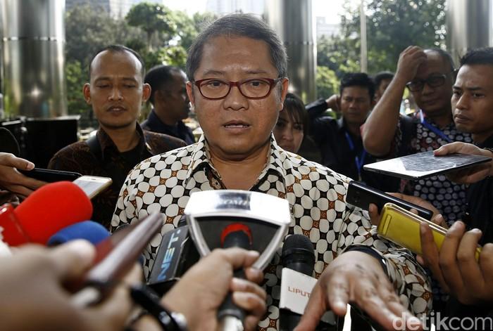 Menkominfo Rudiantara (Foto: Agung Pambudhy/detikcom)