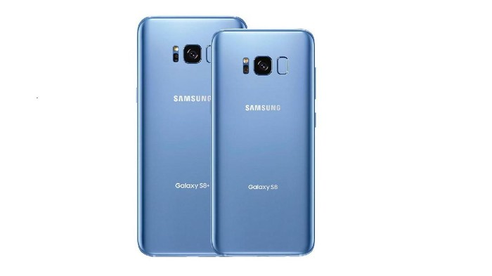 Ilustrasi Galaxy S8. Foto: Internet