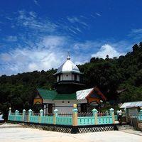 Masjid Wertuer, Masjid Tertua di Papua (Dadang Lesmana/ACI)