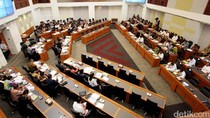 4 Menteri Jokowi Bersama Banggar Bahas Anggaran 2018