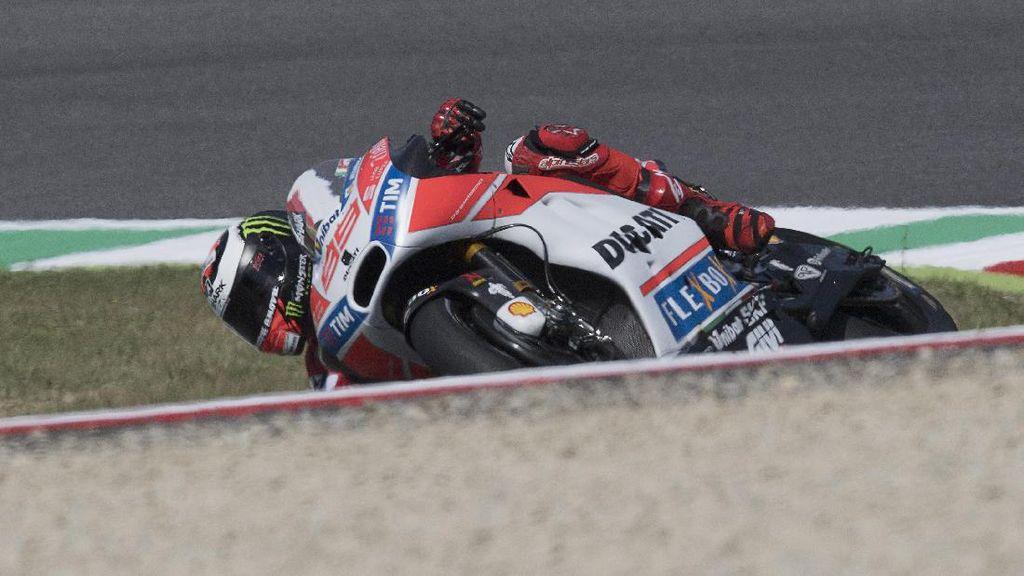 Ducati Pakai Teknologi Baru di MotoGP, Bikin Motor Lebih Kencang