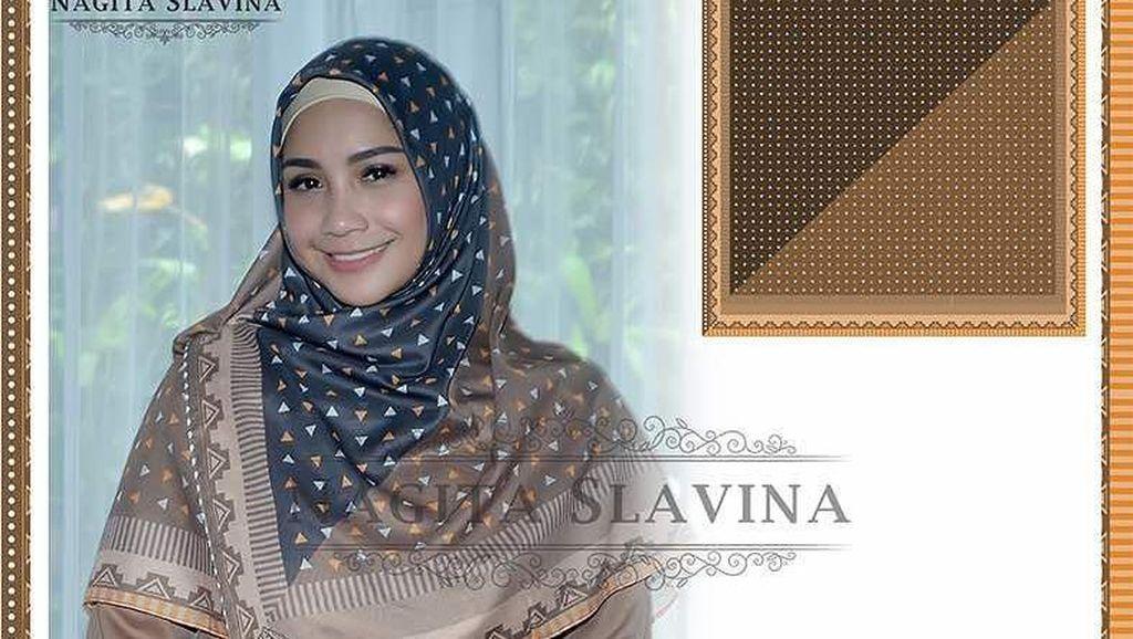 Inspirasi Baju Lebaran dengan Gamis Nagita Slavina Hingga Shireen Sungkar