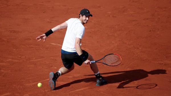 Singkirkan Nishikori, Murray Jumpa Wawrinka di Semifinal