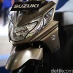 Suzuki Kapan Ikut Nyemplung ke Matik 150 cc?