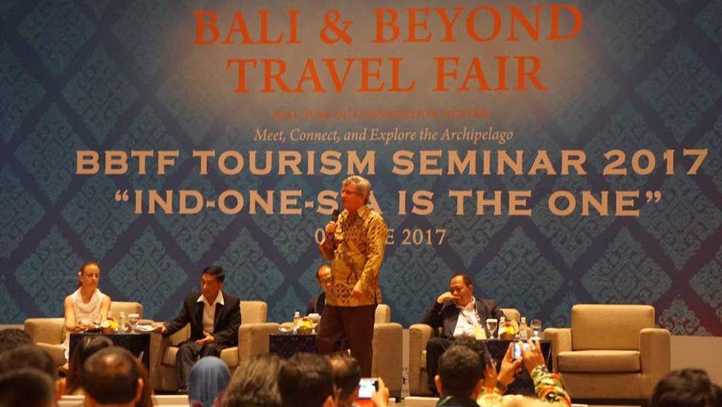 Bali Beyond Travel Fair Digelar, Kenalkan Indonesia ke Dunia