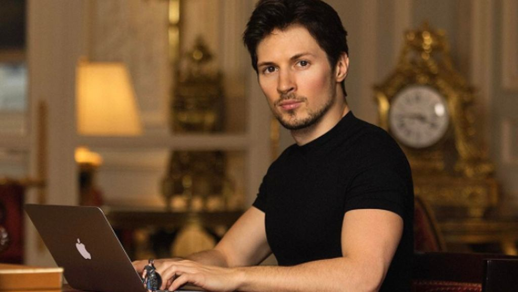 Pavel Durov Ungkap Kerugian Rusia Blokir Telegram