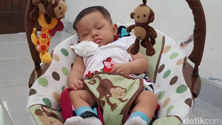 Penyebab SIDS/Foto: Nurvita Indarini