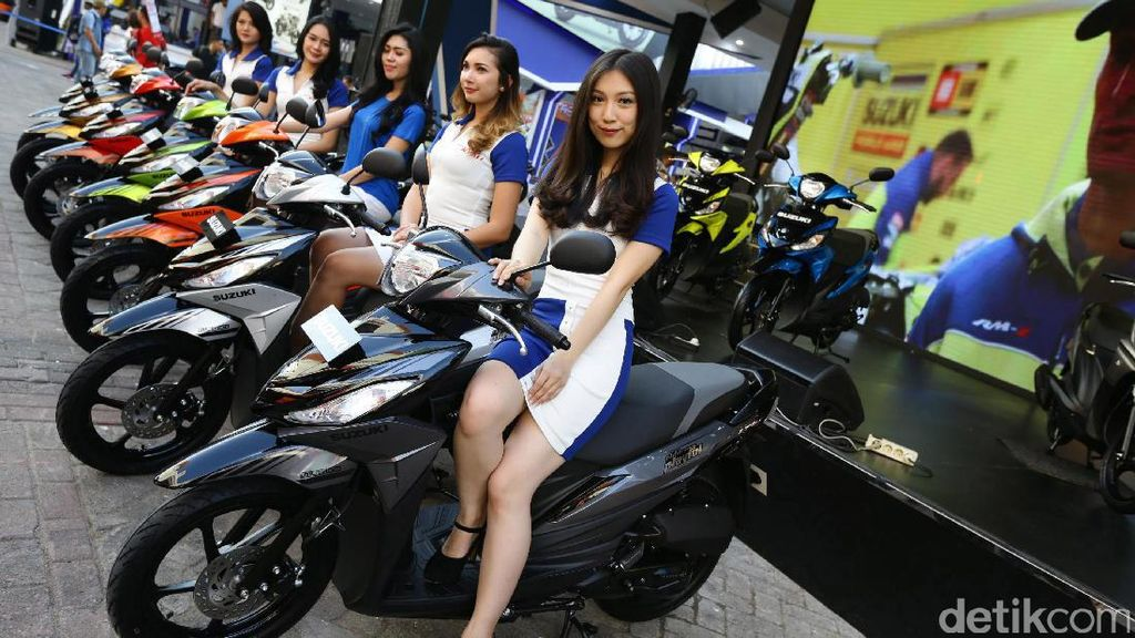 2018, Suzuki Gelontorkan 11 Motor Baru