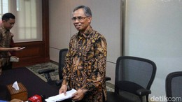 Langkah Wimboh Santoso Usai Dilantik Jadi Ketua OJK